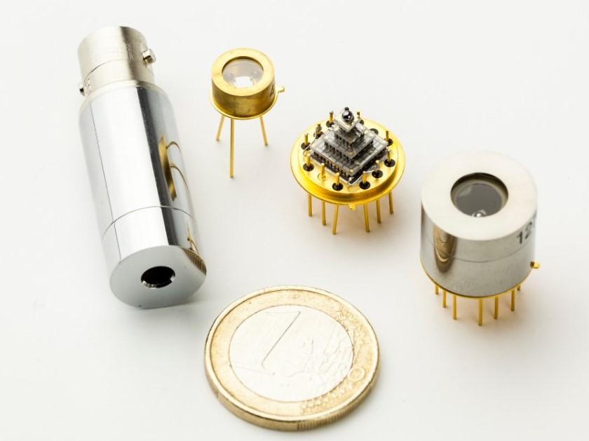 Detektory podczerwieni (Autor: VIGO System)