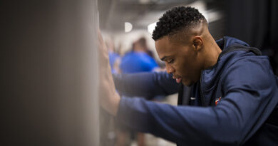 RUSSELL WESTBROOK – BOHATER TRAGICZNY