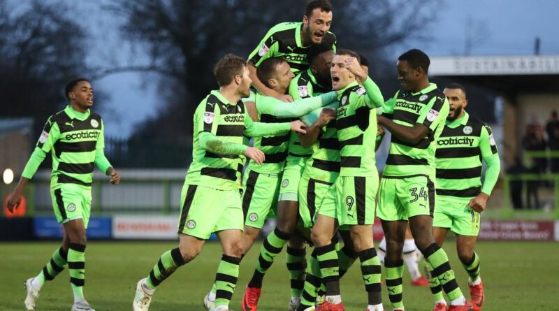 Forest Green Rovers – zielone zwycięstwo
