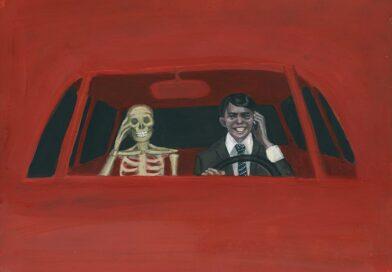 Strachy spod łóżka – o sztuce Aleksandry Waliszewskiej